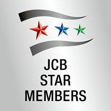 JCB STAR MEMBERSのロゴ