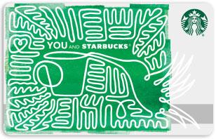 スターバックス カード「ハミングバード 」