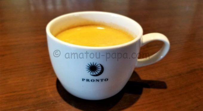 PRONTO(プロント)のコーヒー