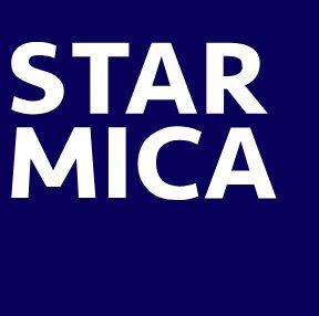 スター・マイカ株式会社のロゴ
