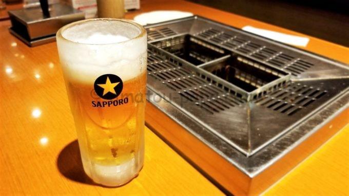 串家物語のビール