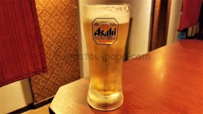 温野菜のビール