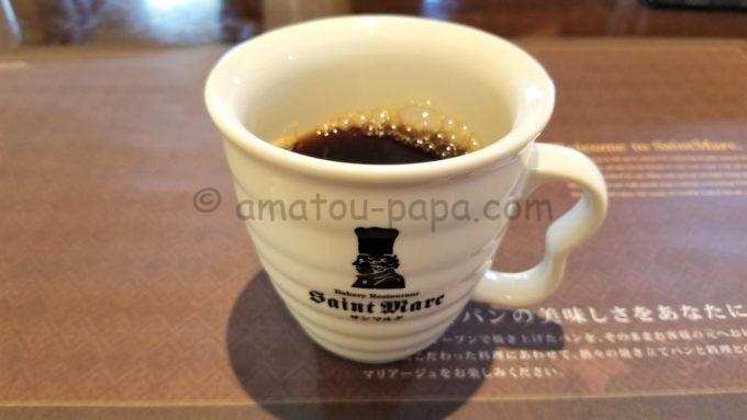 ベーカリーレストラン サンマルクのホットコーヒー