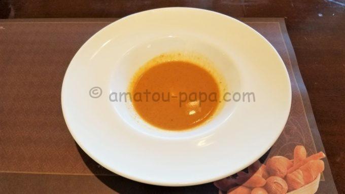 ベーカリーレストラン サンマルクの本日のスープ