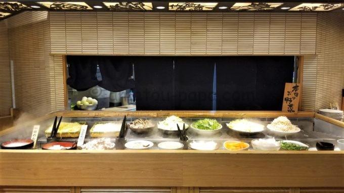 しゃぶ菜の本日の野菜(全体)