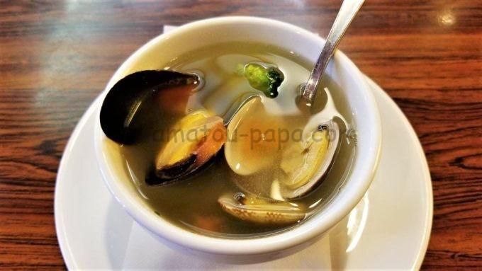 レッドロブスターのスープ