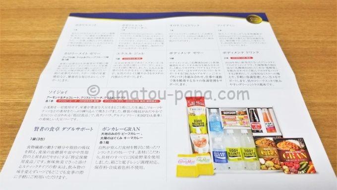 大塚ホールディングス株式会社の株主優待品の紹介