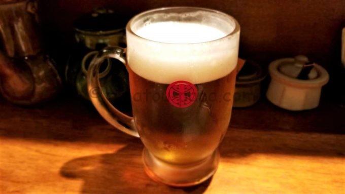 串の坊のビール