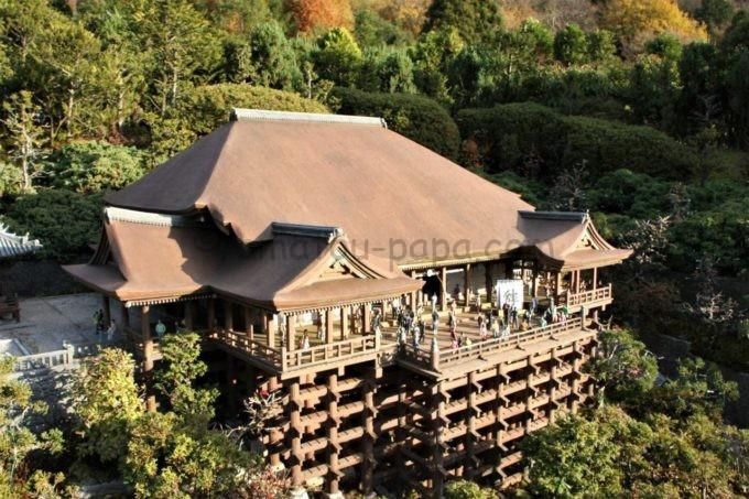 東武ワールドスクウェアの清水寺