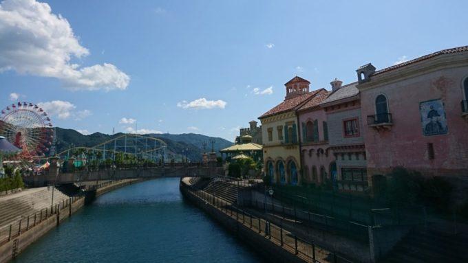 和歌山マリーナシティポルトヨーロッパの雰囲気