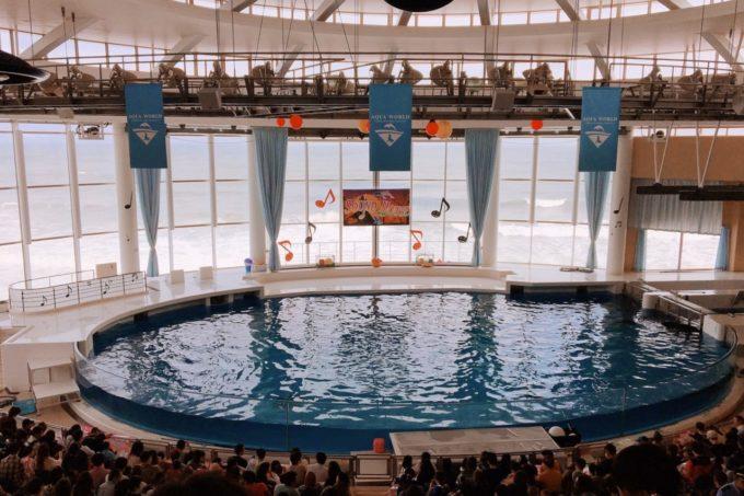 アクアワールド茨城県大洗水族館のオーシャンシアター