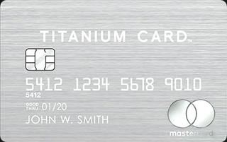 LUXURY CARD TITANIUM CARD(ラグジュアリーカード チタンカード)