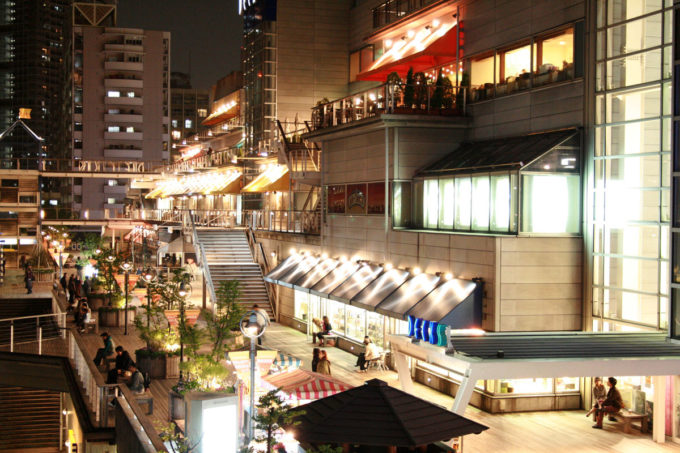 デックス東京ビーチ(Decks Tokyo Beach)