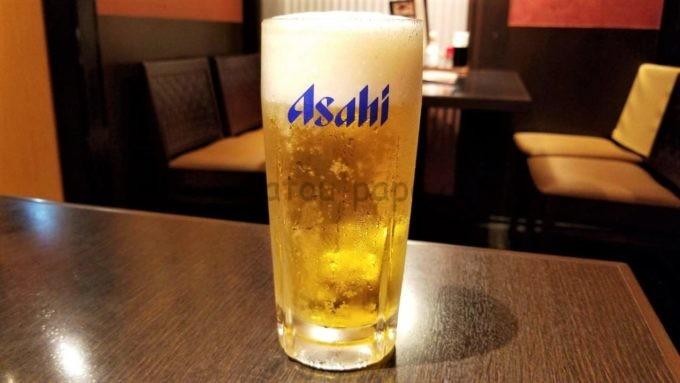 「いろはにほへと」のビール