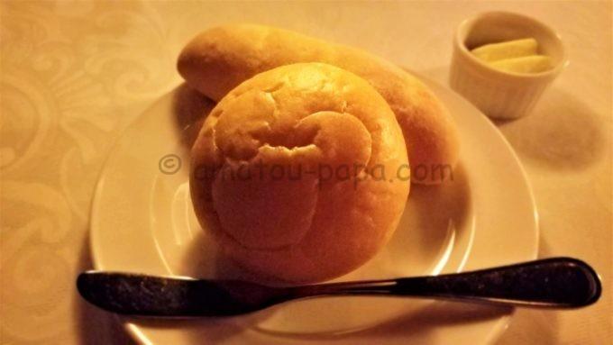 ブルーバイユー・レストランの「パン」