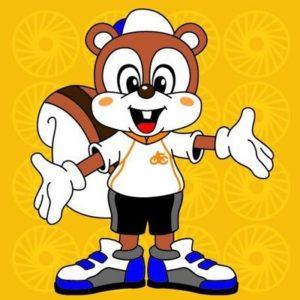 関西サイクルスポーツセンターのロゴ