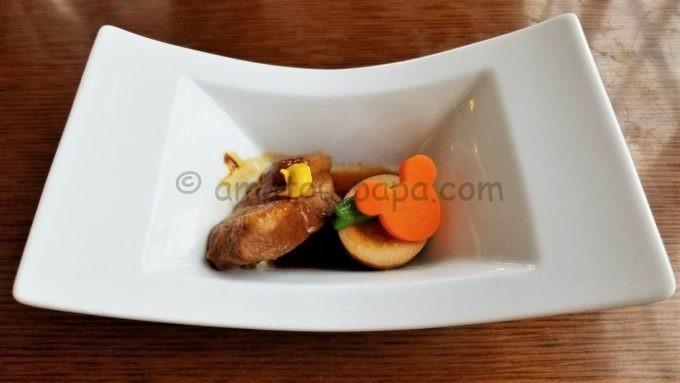 レストラン櫻の豚の角煮