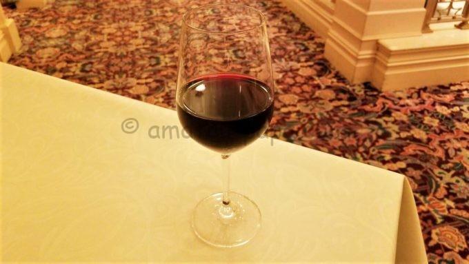S.S.コロンビアおすすめのワイン(赤)