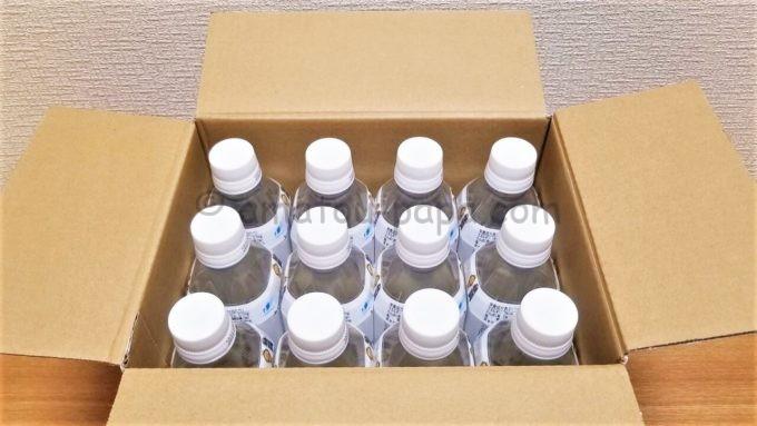 株式会社TOKAIホールディングスの株主優待品「富士の天然水 さらり」