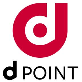 dポイントのロゴ
