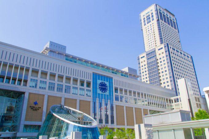 札幌 JRタワー