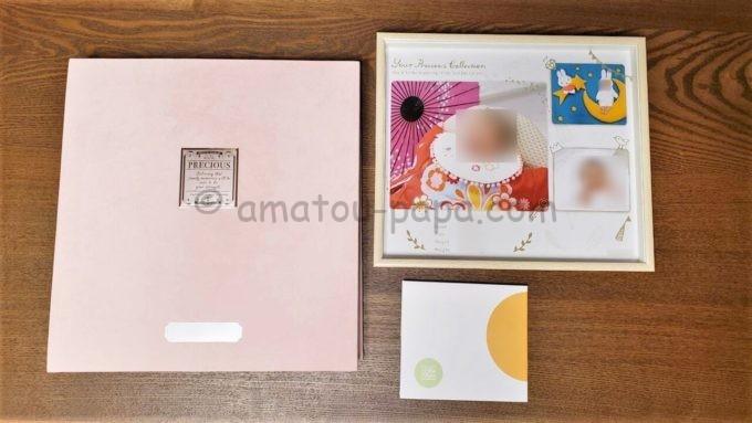 スタジオアリスのコンビネーションアルバムとデザインフォトとCDデータ