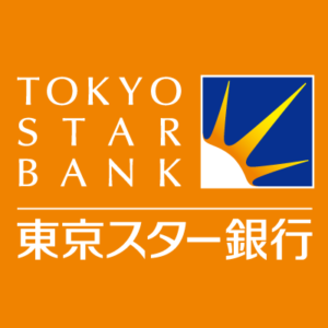 東京スター銀行のロゴ