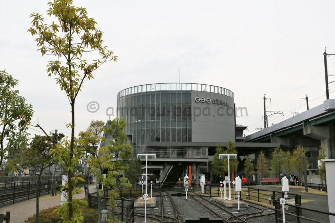 鉄道博物館(てっぱく)