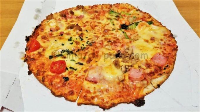 ドミノ・ピザ(Domino's Pizza)のクワトロ・カマンベールミルフィーユ