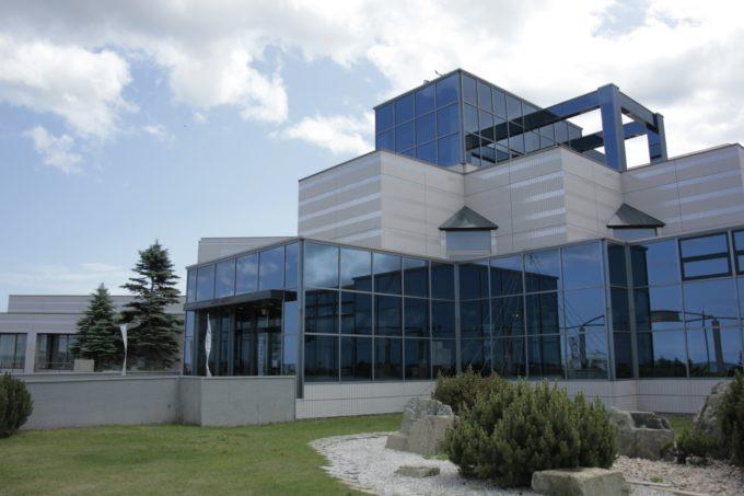 北海道立オホーツク流氷科学センター「GIZA」