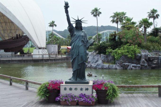 淡路ワールドパークONOKORO(オノコロ)の自由の女神