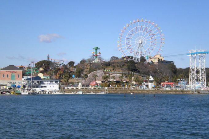 浜名湖パルパルの全景