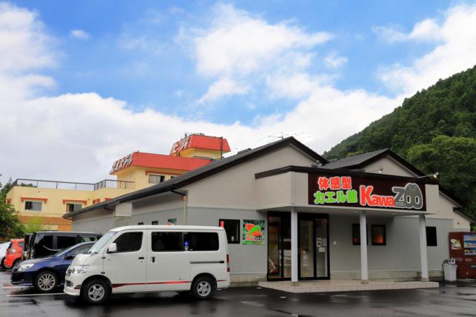 体感型カエル館KawaZoo(カワズ―)