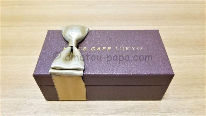 ケンズカフェ東京(KEN'S CAFE TOKYO)の箱
