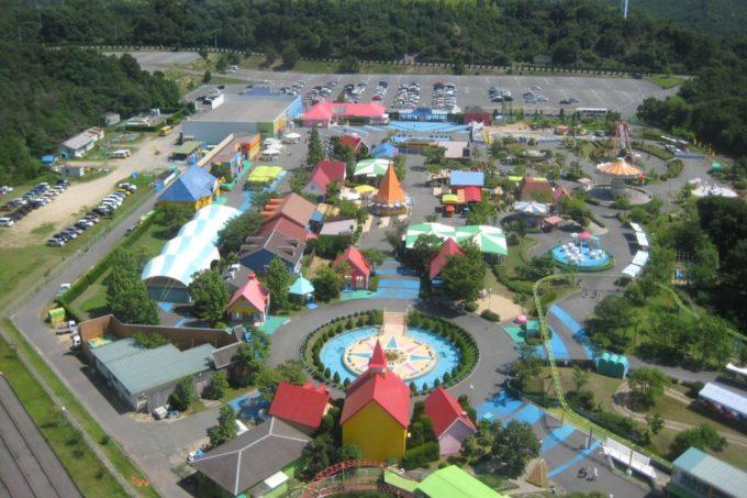 おもちゃ王国(岡山)の空撮