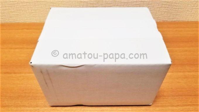 マブチモーター株式会社の株主優待品が入っている箱