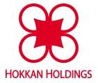 ホッカンホールディングス株式会社のロゴ