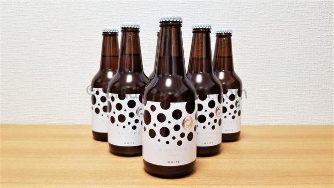 ラグジュアリービール「ROCOCO Tokyo WHITE」