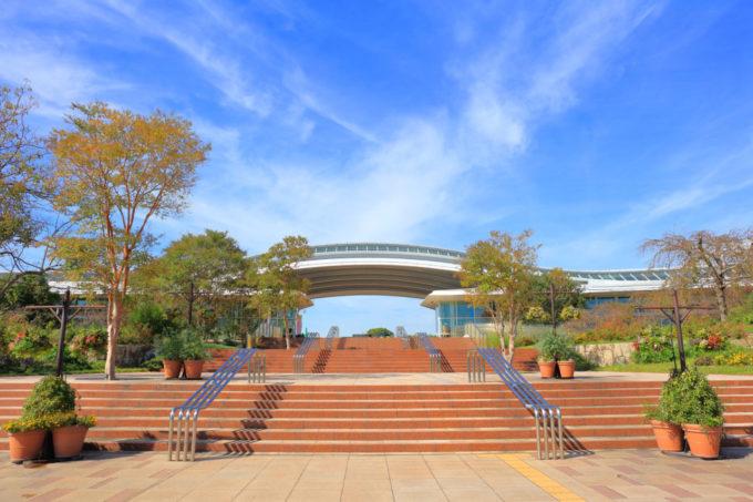 吉野ヶ里歴史公園の歴史公園センター