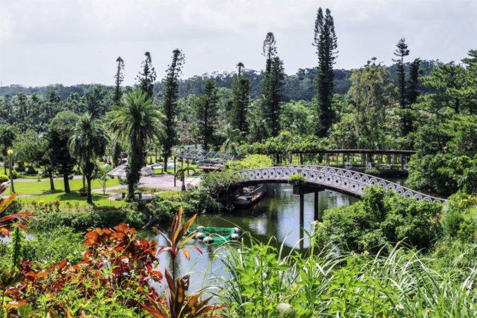 東南植物楽園の雰囲気