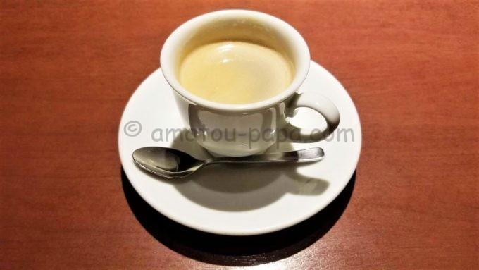 徳樹庵のコーヒー