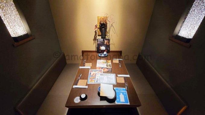 忍家の個室