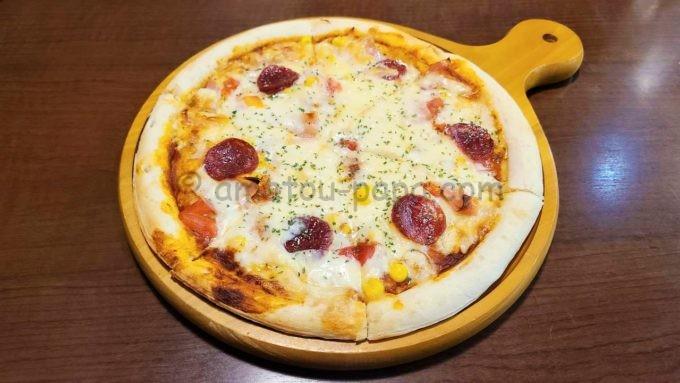 庄やの庄やチーズピザ