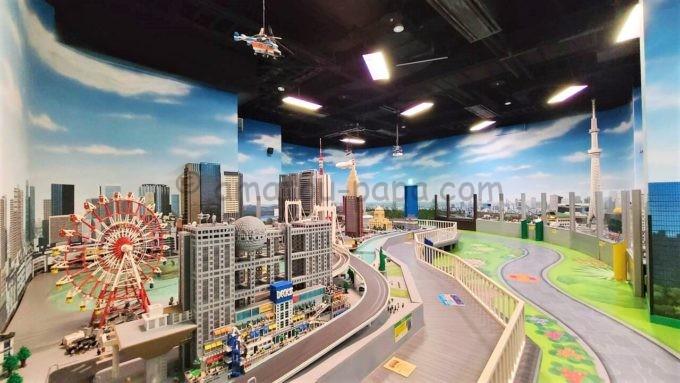 レゴランド・ディスカバリー・センター東京のミニランド