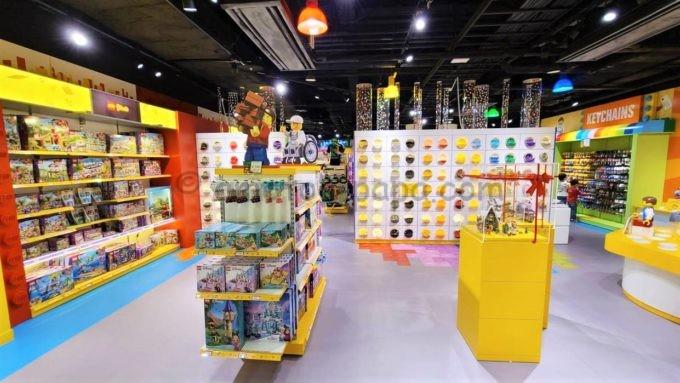 レゴランド・ディスカバリー・センター東京のレゴショップ