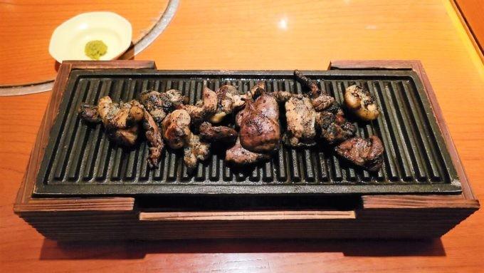 鳥良の鶏くわ焼き