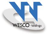 株式会社ウエスコホールディングスのロゴ