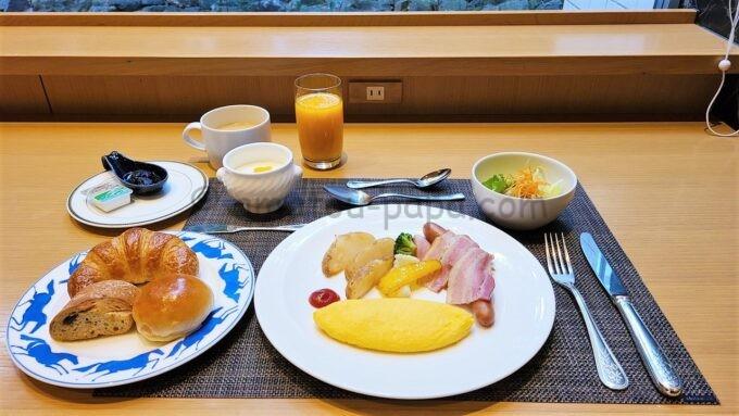 ザ・プリンス さくらタワー東京、オートグラフ コレクションの朝食