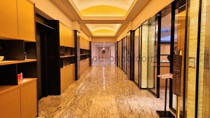 ザ・プリンス さくらタワー東京、オートグラフ コレクションのエグゼクティブラウンジとレストラン「Ciliegio」