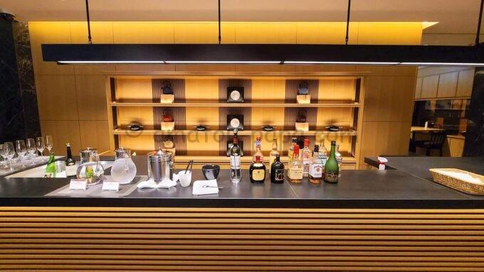ザ・プリンス さくらタワー東京、オートグラフ コレクションのエグゼクティブラウンジのカクテルタイムのアルコール